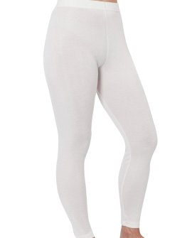 Thermal Underwear - Pure Merino Wool 200gsm Legging (Ivory)