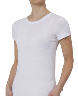 Soft Organic Cotton Cap Sleeve T-Shirt