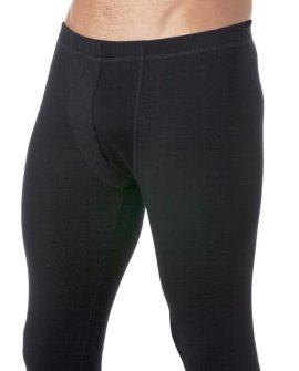 Thermal Underwear Mens Pure Merino Wool Long John