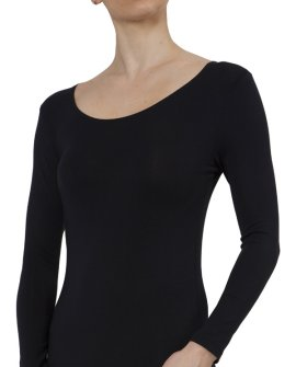 Bamboo Elastane Long Sleeve