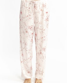 Morning Honey Satin Sleep Pant
