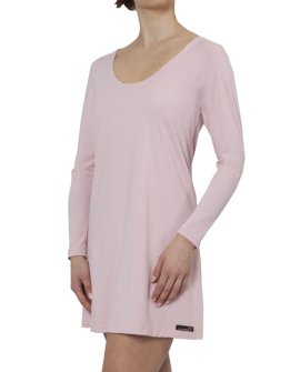 Womens Re-energisers Sleepwear Long Sleeve Sleepshirt