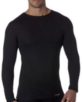 Mens Re-energisers Long Sleeve Crew Neck